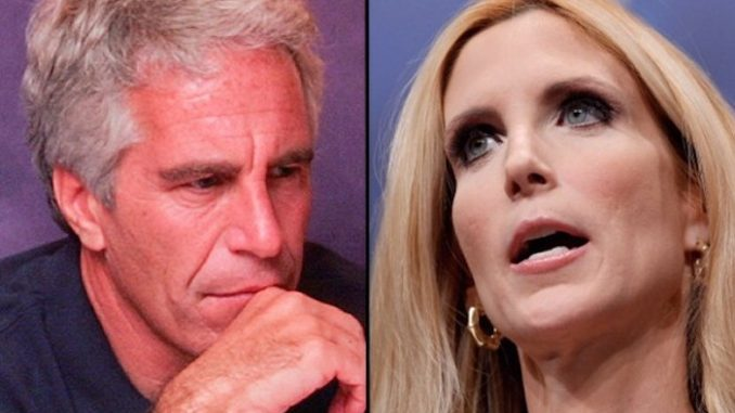 Ann Coulter: Move Epstein to Super Max Facility Before He Is 'Suicided'