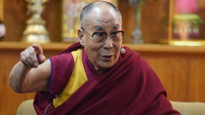 "The Dalai Lama told the BBC that Europe should be ""kept for Europeans"" and African migrants should be sent home or Europe will become Muslim."