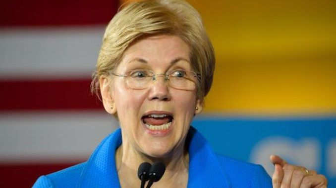 Elizabeth Warren accuses Trump admin of sexually abusing immigrants