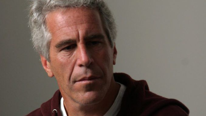 Jeffrey Epstein arrested in New York on child sex trafficking charges