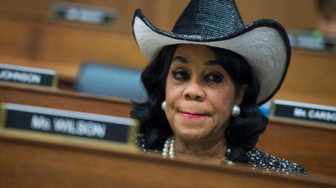 Florida Democratic Rep. Frederica Wilson wants to prosecute people who make fun of members of Congress online