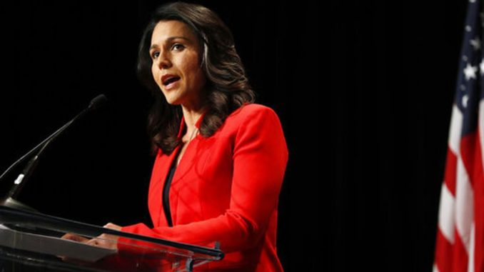 Rep. Tulsi Gabbard says Kamala Harris is not fit to serve as Commander in Chief
