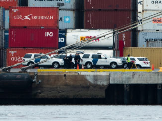 US customs bust JPMorgan ship after finding one billion dollars worth of cocaine on it