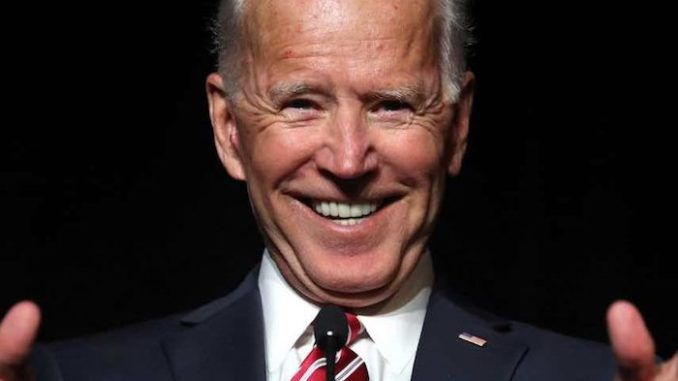 2020 presidential hopeful Joe Biden has warned he has information about his Democratic rivals pasts.