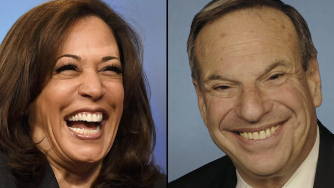 Kamala Harris under fire for lenient agreement she gave to Democrat sex offender