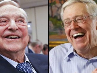 George Soros and Charles Koch team up to end forever U.S. wars abroad