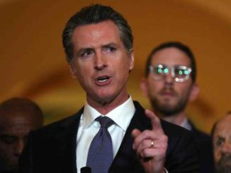 California Gov Gavin Newsom blames Trump and Republicans for culture of gun violence following Gilroy shooting