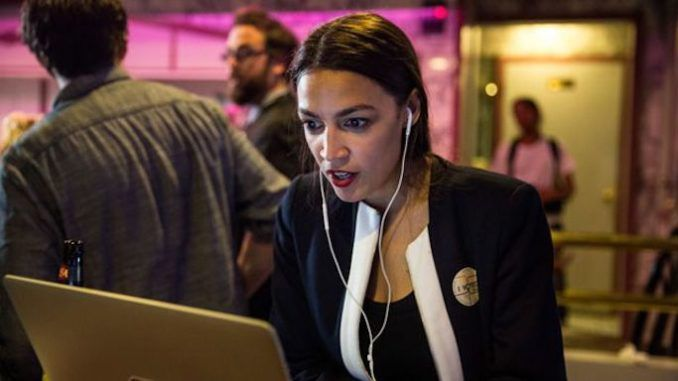AOC being sued for blocking users on Twitter