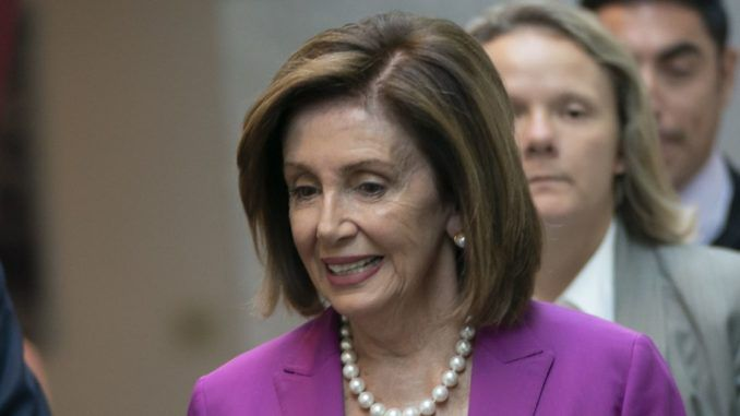 Nancy Pelosi violates House rules by walking off amid anti-Trump resolution