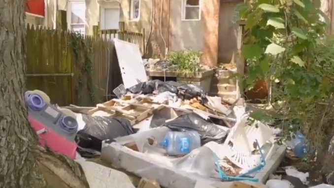 Video proves Baltimore is a rat-infested dump
