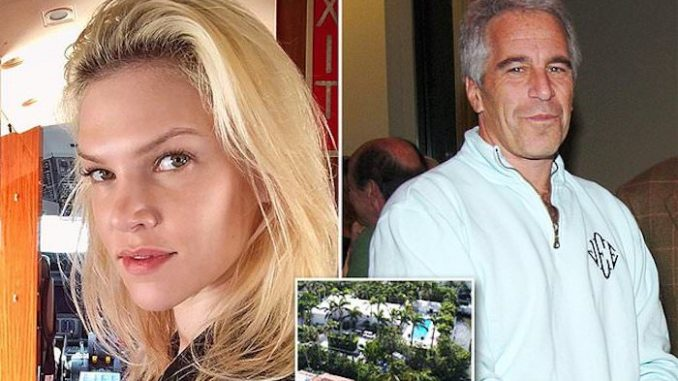 Jeffrey Epstein Purchased Child Sex Slave From Family