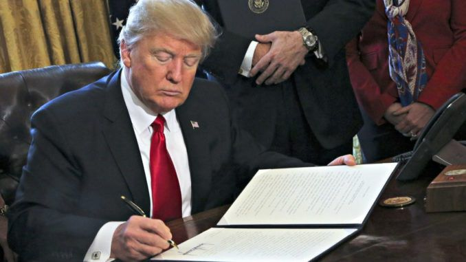 President Trump to use executive action on census question