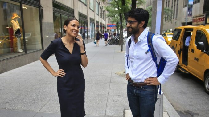 Feds probe financial misdeeds by AOC's former chief of staff