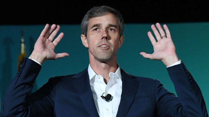 Beto O'Rourke says he blames President Trump for El Paso shooting