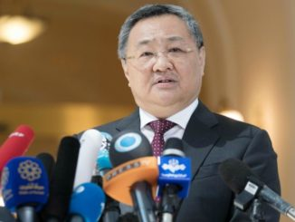 China's Foreign Ministry's director