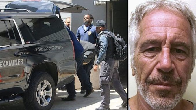 The autopsy of Jeffrey Epstein shows several broken bones in his neck that are more common in homicide victims who are strangled to death.