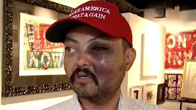 New York City man assaulted by teens for wearing MAGA hat