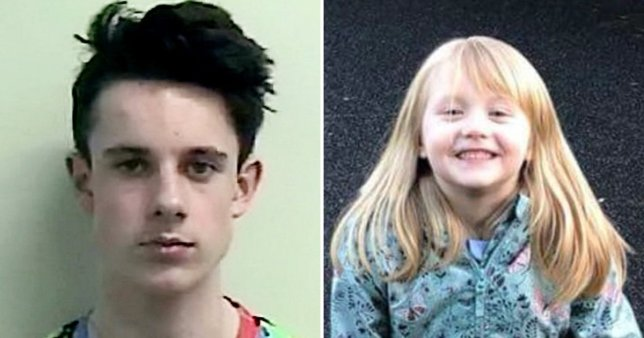 Aaron Campbell murdered Alesha MacPhail after kidnapping her from her grandparents' home where she was spending part of the summer holidays.