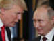 President Trump hints he will invite Putin to next G7 summit