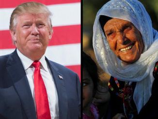 President Trump says Tlaib's grandmother has come out a winner now that she doesn't have to see her granddaughter