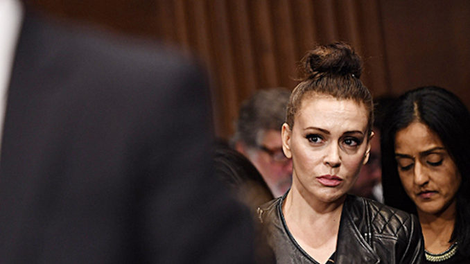 "A California pastor has responded to Alyssa Milano's statement that her life would lack it's ""great joys"" if she did not abort two children."