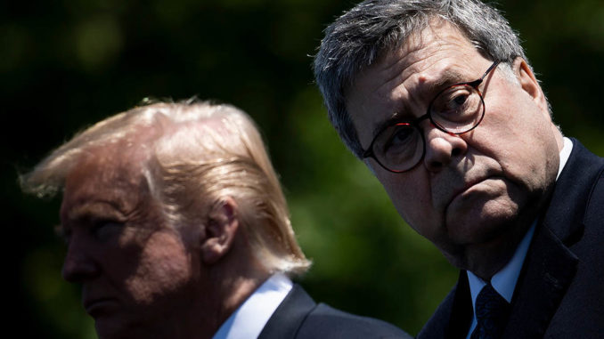 AG William Barr confirms investigation into Epstein's death