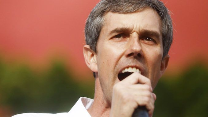 Beto O'Rourke calls on social media companies to censor hate speech