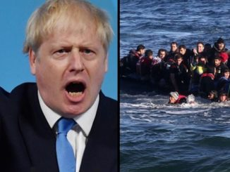 Boris Johnson vows to send back illegal immigrants back to where they came from
