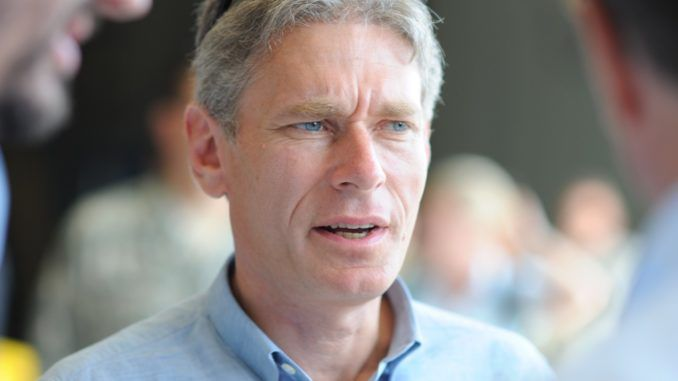 "New Jersey's Democratic Rep. Tom Malinowski told an audience in New Jersey that we need illegal immigrants to ""mow our beautiful lawns."""