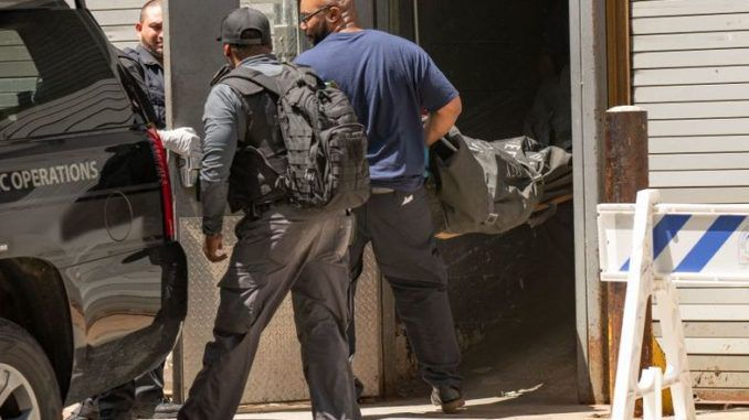Prison guards skipped mandatory checks shortly before Epstein's suicide
