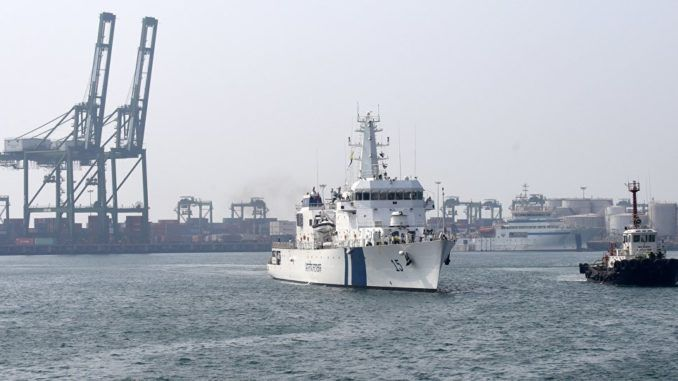 Indian warships on high alert over possible incoming Pakistan attack
