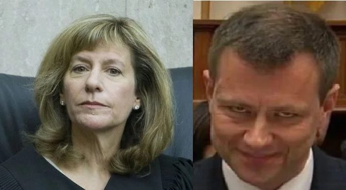 Corrupt Obama-appointed judge oversees Peter Strzok lawsuit