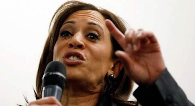 Kamala Harris slams President Trump for helping to free rapper ASAP Rocky from Swedish jail