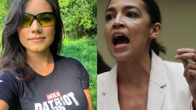 Republican congressional candidate Catalina Lauf slammed Democrat socialist Rep. Alexandria Ocasio-Cortez during a Fox interview Tuesday.