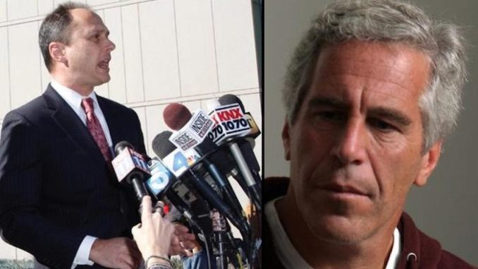 Victims' lawyer claims to have evidence that Jeffrey Epstein was murdered