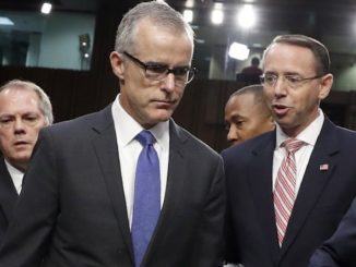 CNN signs Andrew McCabe as contributor