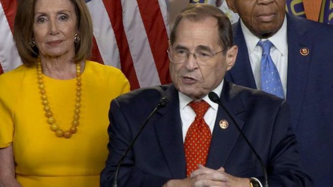 Democratic Rep. Jerry Nadler announces formal impeachment proceedings against President Trump