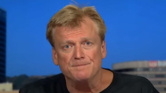 Overstock founder and and former CEO Patrick Byrne resigned Wednesday then confessed to spying for James Comey and Peter Strzok.