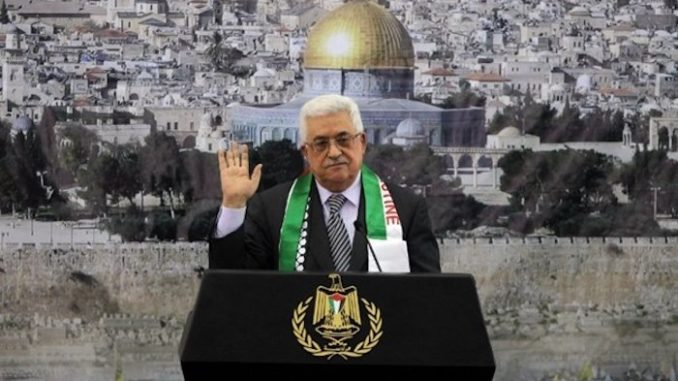 Palestinian leader Abbas warns millions of fighters will enter Jerusalem
