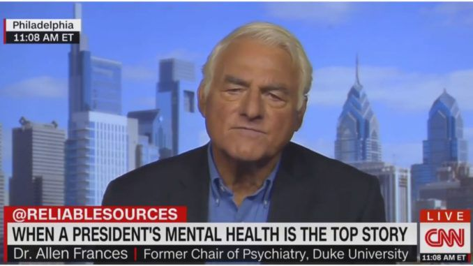 University psychiatrist tells CNN that Trump may be responsible for many more deaths than Hitler, Stalin, and Mao