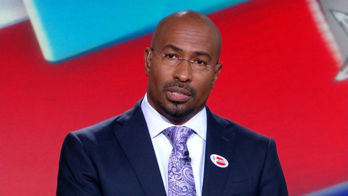"CNN's Van Jones Show host admitted that all present were ""still in therapy"" after the election defeat suffered by Hillary Clinton in 2016."