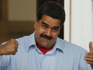 """Venezuela's socialist government issued a statement urging its citizens to postpone trips to the U.S. after """"recent acts of violence."""""""