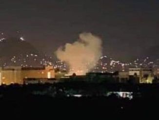 Terrorists attack US embassy in Afghanistan on 9/11 anniversary