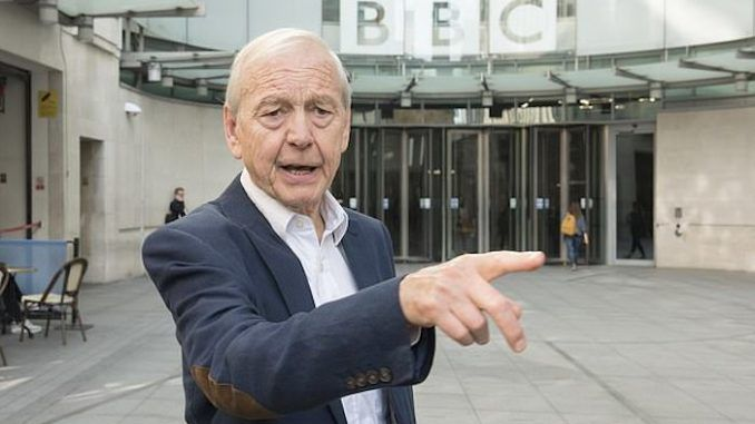 BBC thought police want to brainwash public to their leftist ideology, veteran broadcaster warns