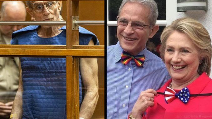 Clinton donor Ed Buck faces accusations of drugging, raping and killing multiple male victims