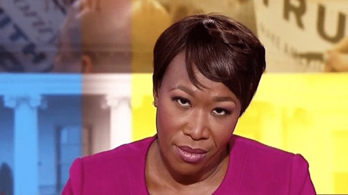 MSNBCs Joy Reid says white Christian men want apartheid in America