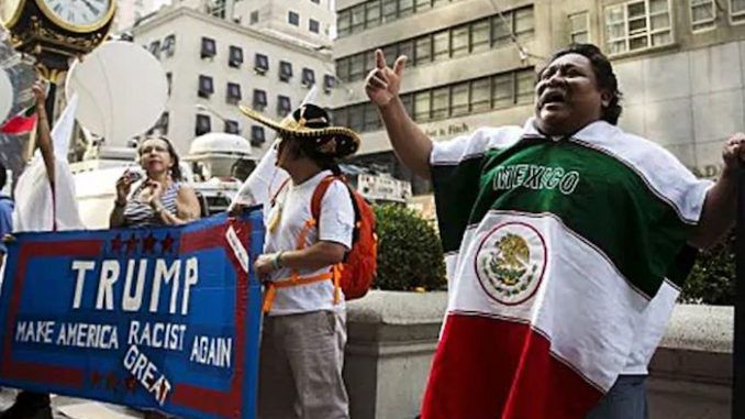 New York Judge orders President Trump must testify in lawsuit by Mexican protestors