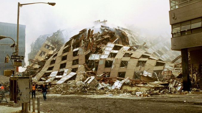University Alaska Fairbanks concludes fires did not cause WTC7 collapse in 9/11 report