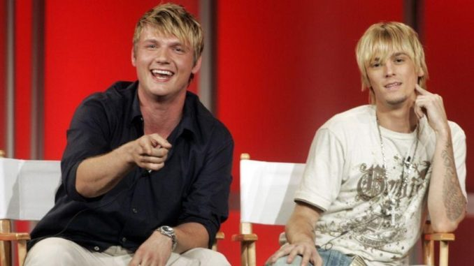 Aaron Carter claims older sister raped him aged 10, and older brother Nick Carter is a serial rapist