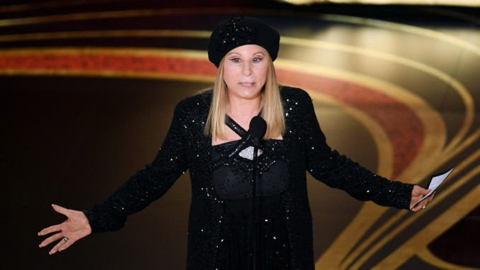 Barbra Streisand says Electoral College is an assault on democracy